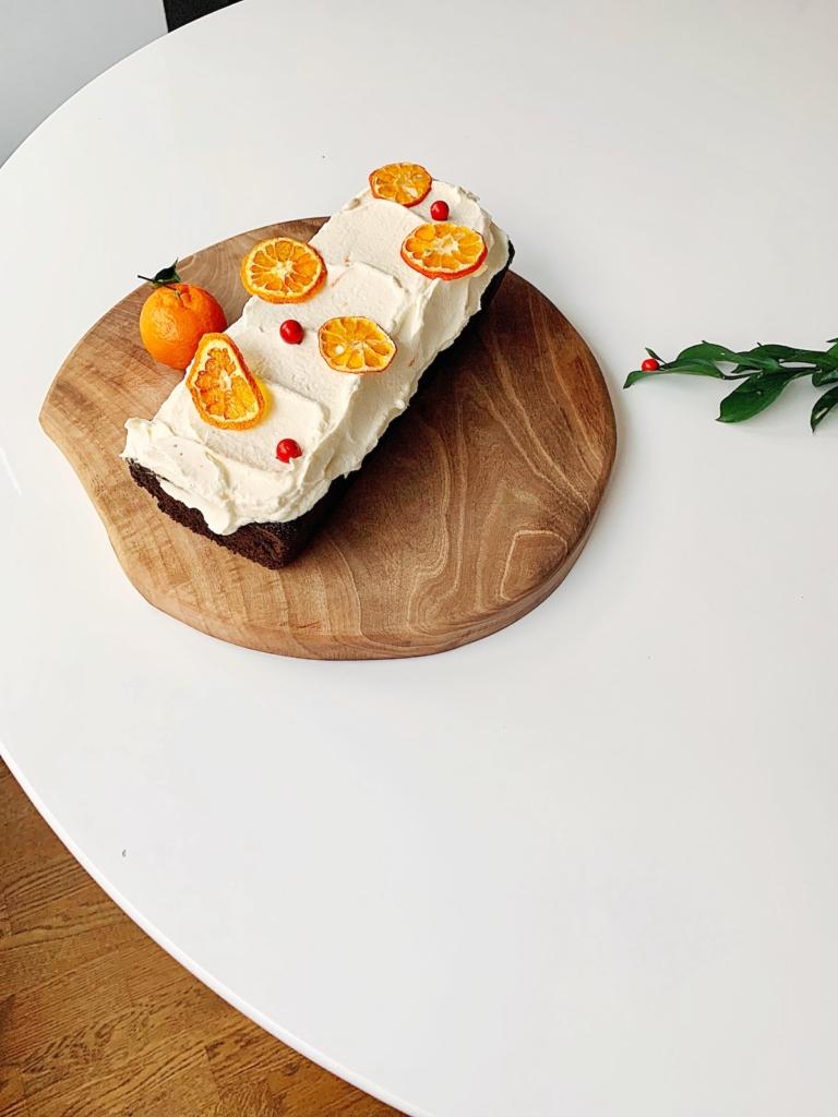 gingerbread torta