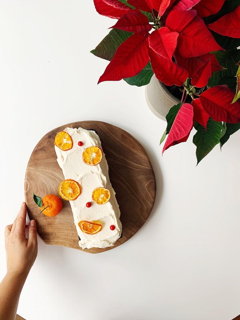gingerbread kolač